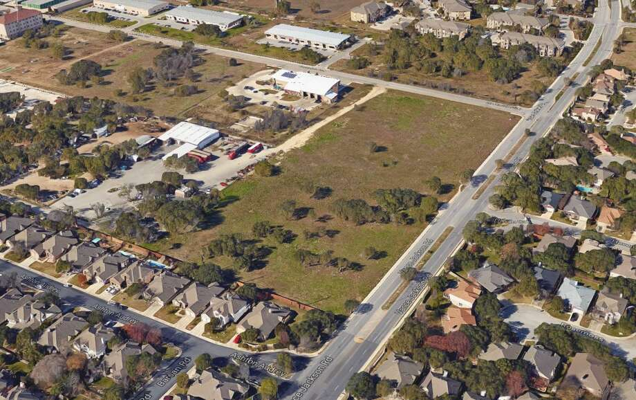A landholder for Sinclair Broadcast Group, a company that owns Fox 29 San Antonio, has purchased 7.6 acres of vacant land on Vance Jackson Road. Photo: Google Maps