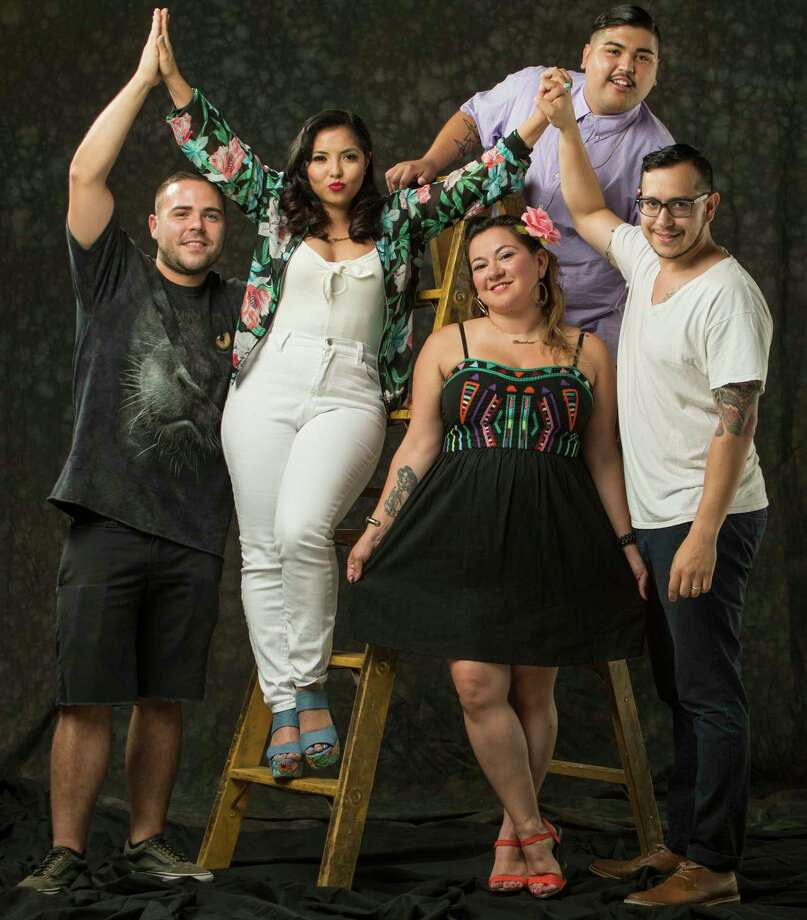 BombónThe group of DJs, producers and singers throws monthly tropical dance parties and also creates original music.Related: One of these songs could be the next 'Despacito' Photo: Brett Coomer, Staff / Â 2015 Houston Chronicle