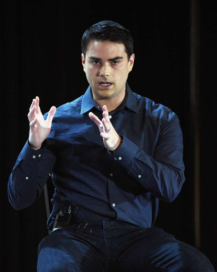 PASADENA, CA - JUNE 26:  Ben Shapiro speaks during his appearance at Politicon at Pasadena Convention Center on June 26, 2016 in Pasadena, California.  (Photo by Michael Schwartz/Getty Images) Photo: Michael Schwartz/Getty Images