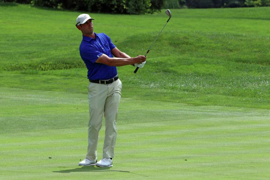 Danny Balin won the 95th Westchester Open at Wykagyl Country Club in New Rochelle, N.Y. on Tuesday, July 11, 2017. Balin finished the tournament 10-under par after shooting rounds of 69, 68 and 69. Photo: Metropolitian Golf Association / Contrbuted Photo / Contributed Photo / Greenwich Time Contributed