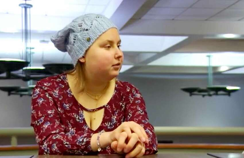 Kelsey Kittleson from 13 Kids Who Care. (Courtesy WNYT)