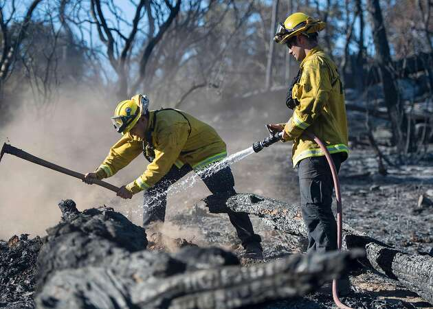 Butte County's Wall Fire 75 percent contained, evacuations lifted