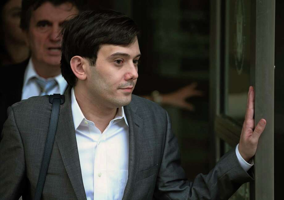 Second Dallas investor describes Martin Shkreli as having 'Rain Man' personality
