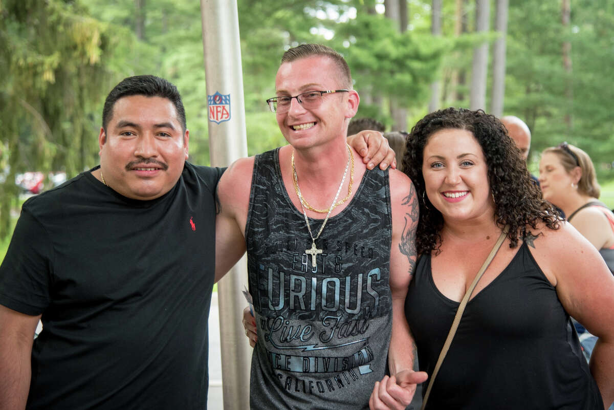 Were you Seen at Nickelback and Daughtry at SPAC on July 10th, 2017?