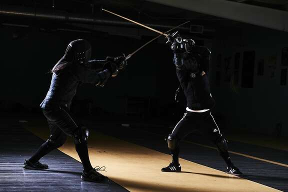 Sword To Sword is a Houston martial arts school that's been open for 16 years.