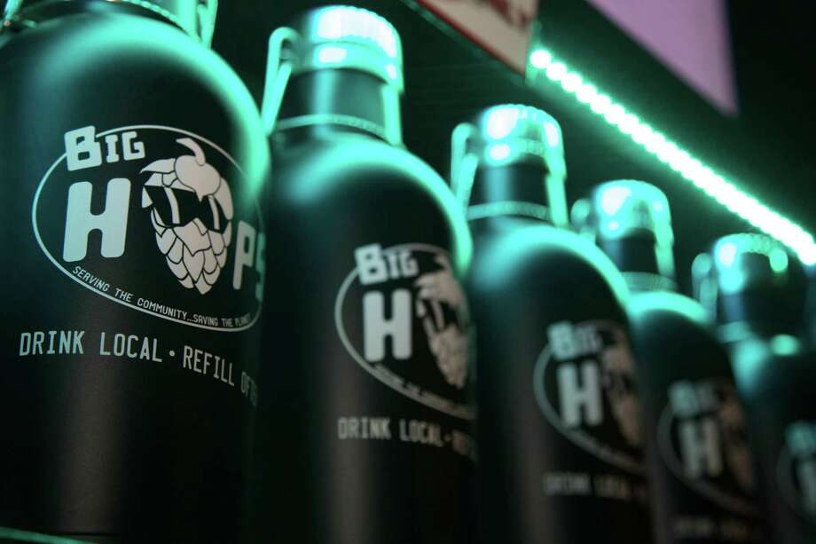 Big Hops Growler Station is having its weekly Monday trivia night hosted by Think Tanked. Trivia is free and Big Hops gift card prizes will go to 1st and 2nd place winners. Big Hops will have beer specials all night. 7:30 p.m. Big Hops Growler Station at the Bridge, 306 Austin St. 210-320-1995, bighops.com-- Polly Anna Rocha Photo: Xelina Flores /For The Express-News