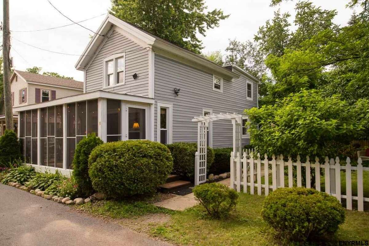 $200,000. 1 Second St., Round Lake, NY 12151. View listing.