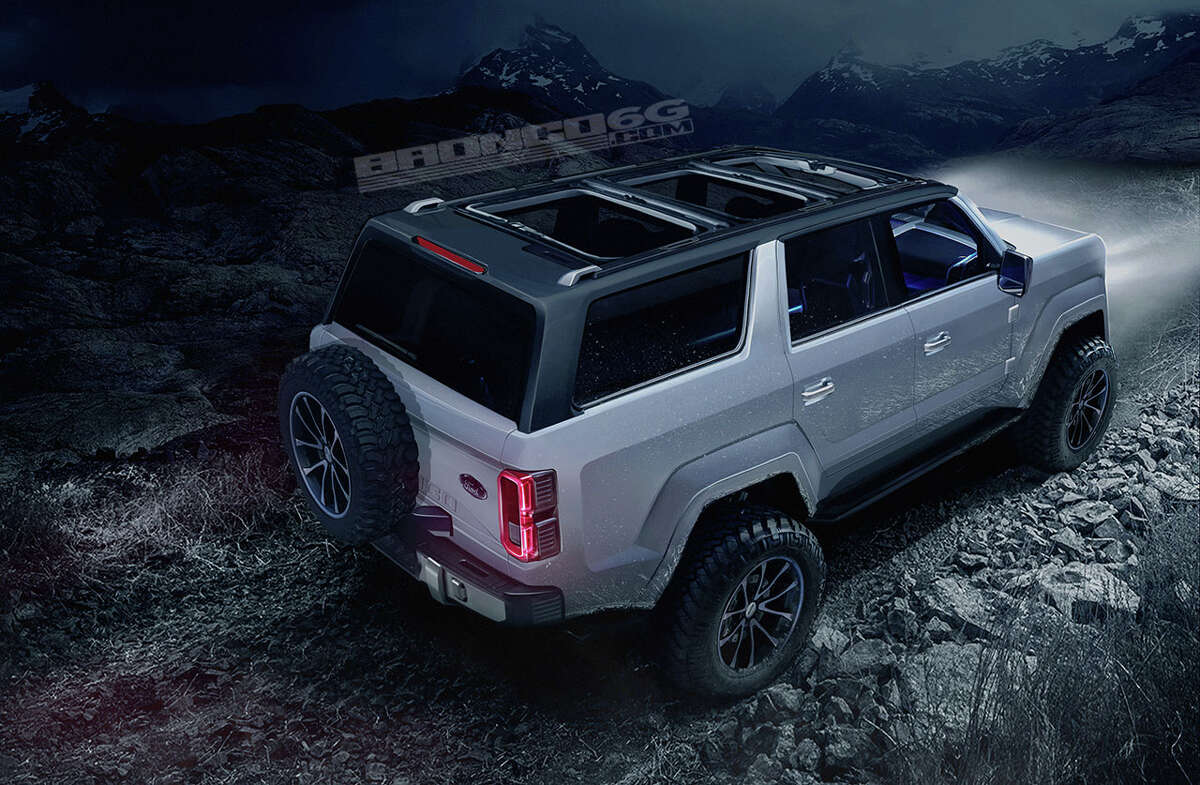 Check Out These Concept Renderings Of The 2020 2021 Ford Bronco