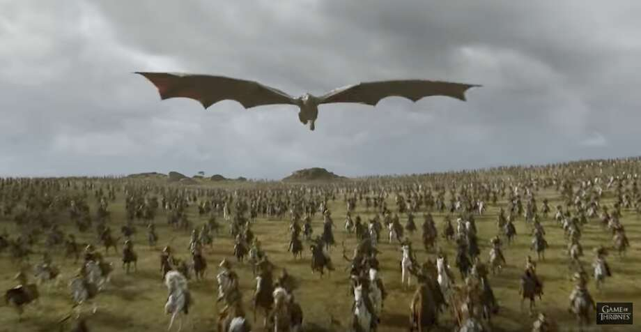 Game of Thronesis returning to HBO with dragons, Dothraki and plenty of death. Here are 17 things you can count on happening this season. Photo: HBO