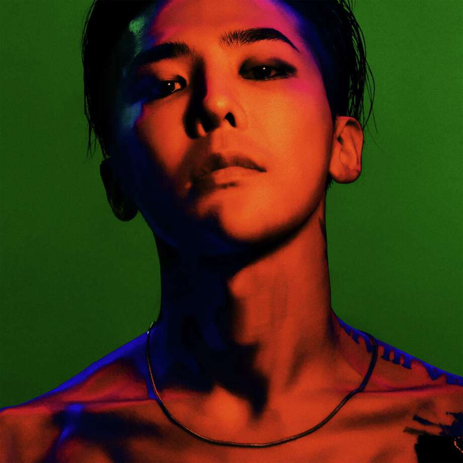 SOLO STARG-Dragon debuted as a solo artist with the release of his 2009 album 'Heartbreaker.' Photo: YG Entertainment