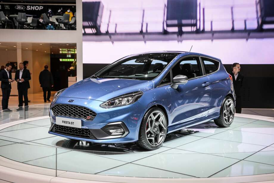 Ford FiestaThis subcompact first debuted in 2011. Photo: Gerlach Delissen - Corbis/Corbis Via Getty Images