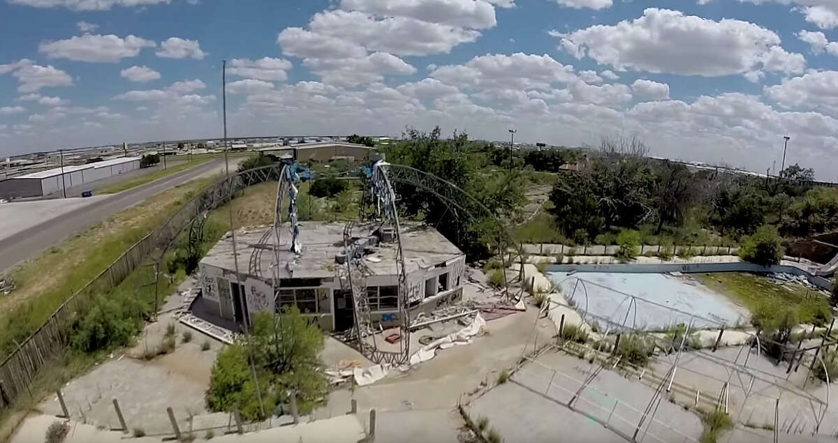 What used to be a West Texas treasure has since turned into a deserted water park. Water Wonderland in Midland-Odessa has been abandoned for 14 years.
