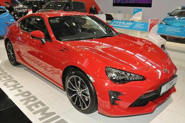 Toyota 86/Subaru BRZ    Price:  $26,255/$25,495