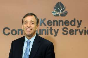 Martin Schwartz, President and CEO of The Kennedy Center in Trumbull, Conn. July 6, 2017. Schwartz plans to retire after 39-years at the center.