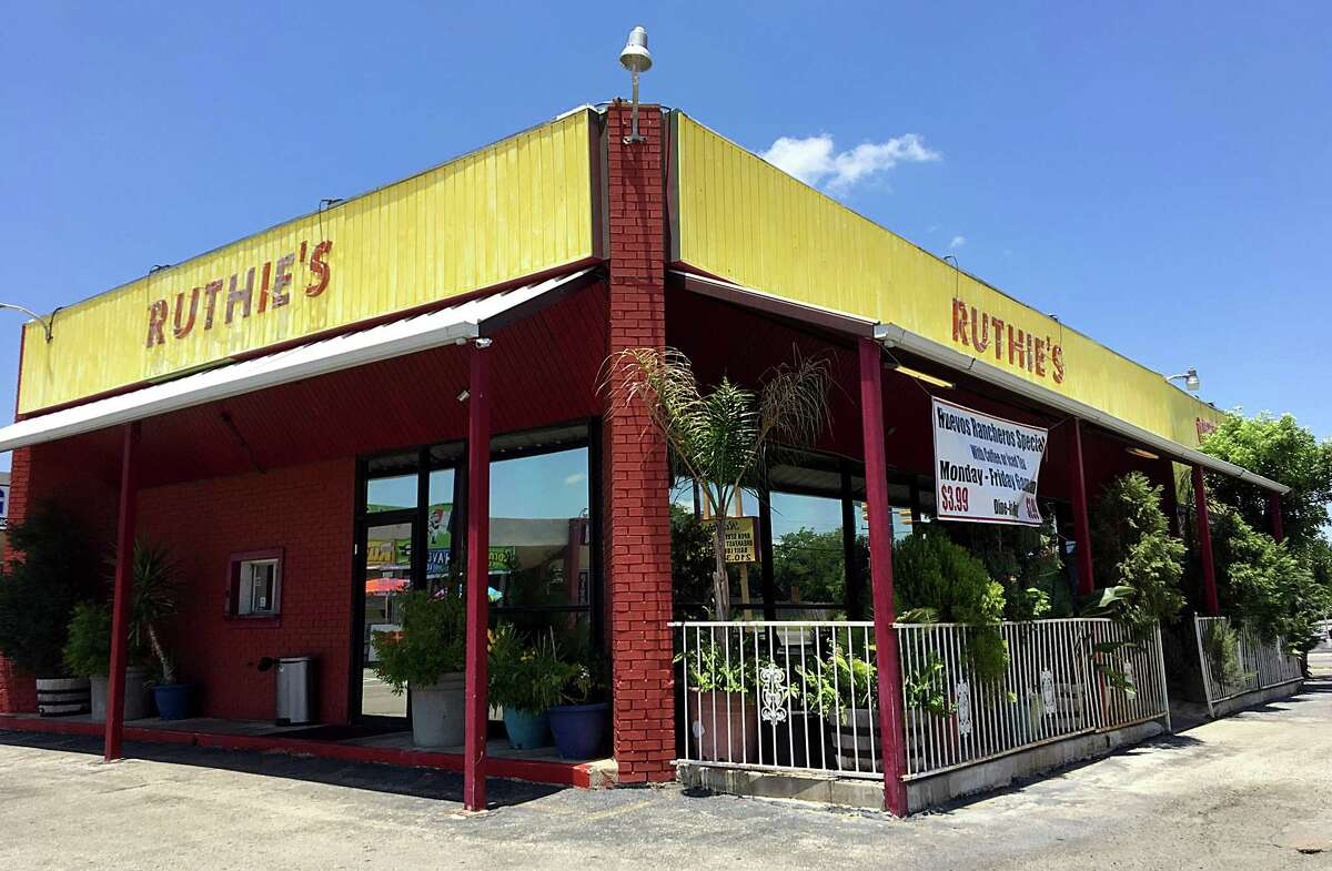 Ruthie's Mexican Restaurant on West Avenue.