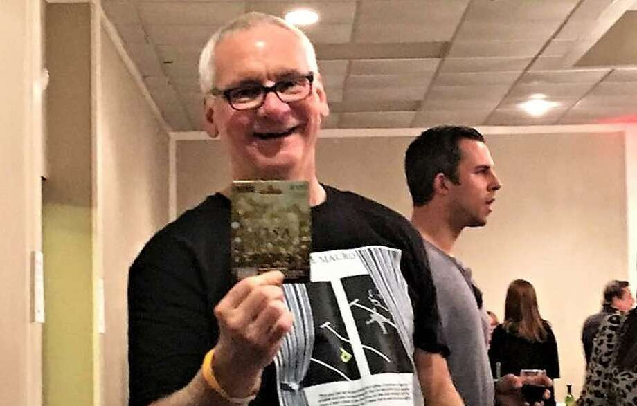 """Author Joe Mauro recently published a book, """"I am Joe's Heart Attack,"""" a lighthearted account of humor and humility. Photo: Contributed Photo / Contributed Photo / Connecticut Post Contributed"""