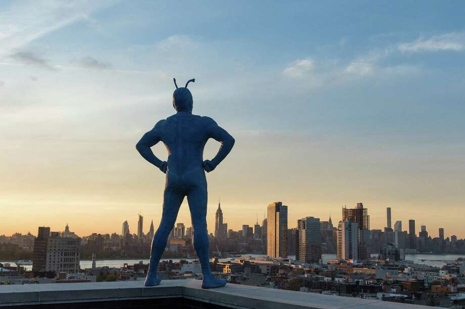 Destiny is on the Line in THE TICK's Season 1 Trailer