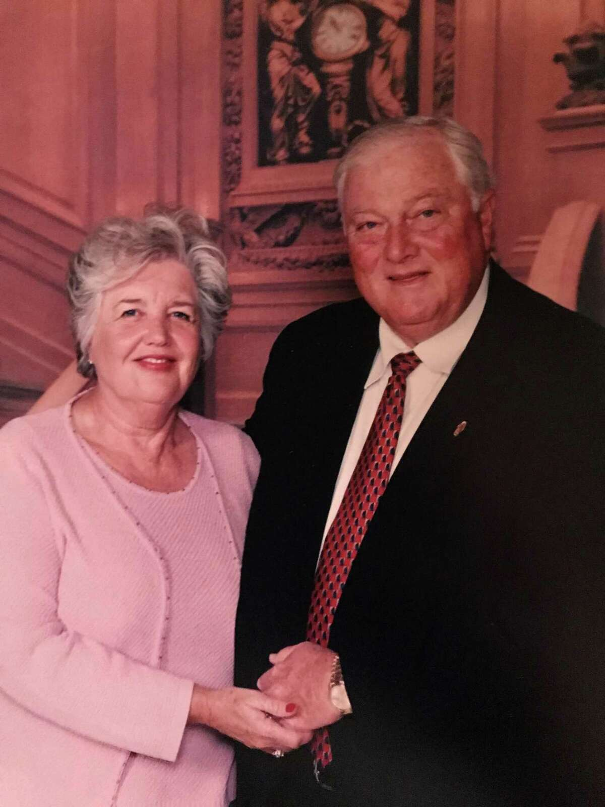 Beverly and John Carson, who founded and operated Oakdell Pharmacy along with their family ranch near Gonzalez, died in a car accident July 7. They were both 76.
