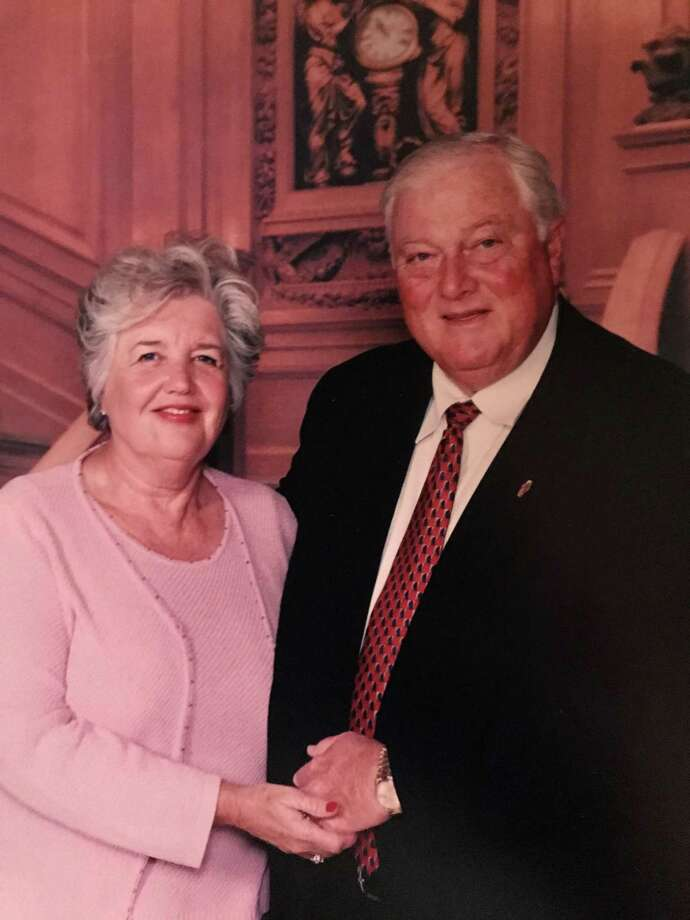 Beverly and John Carson, who founded and operated Oakdell Pharmacy along with their family ranch near Gonzalez, died in a car accident July 7. They were both 76. Photo: Courtesy Photo