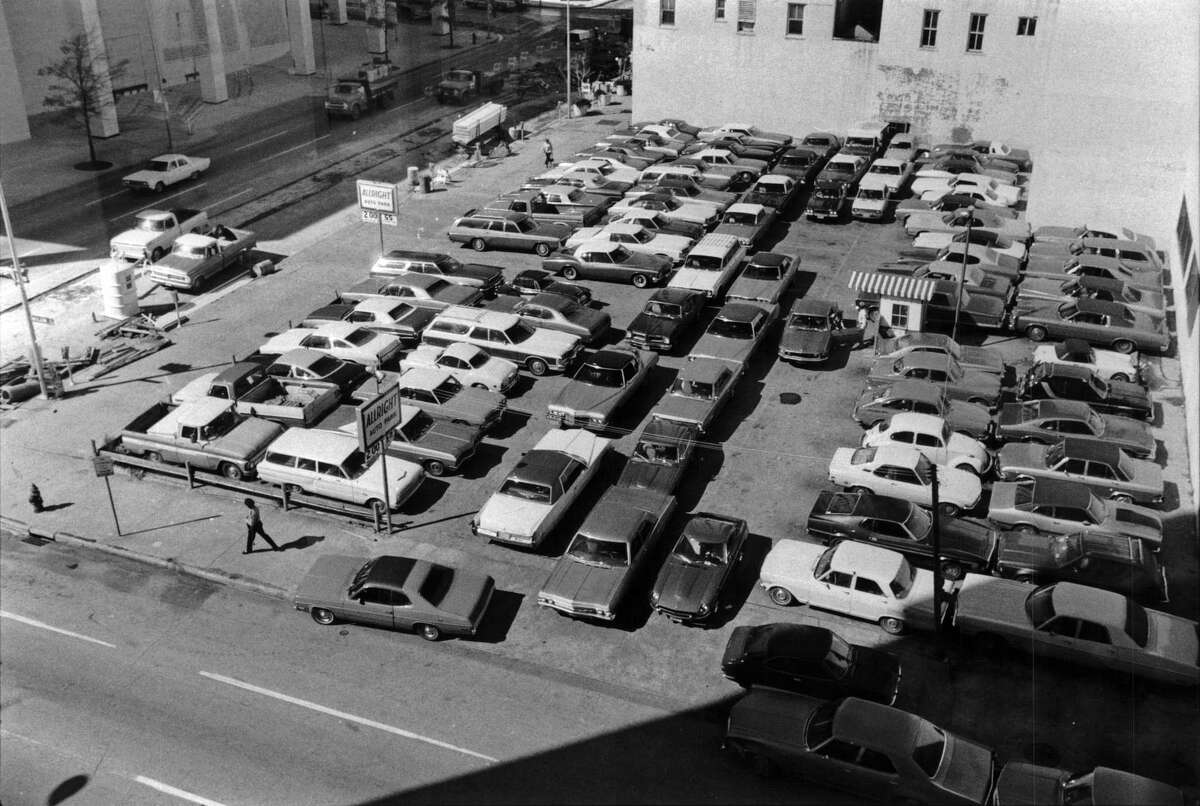 From 1932 to 1962, the Allright group comprised 47 corporations and 22 partnerships in many cities. The Allright Auto Parks company was formed in 1962 and went public in '63.