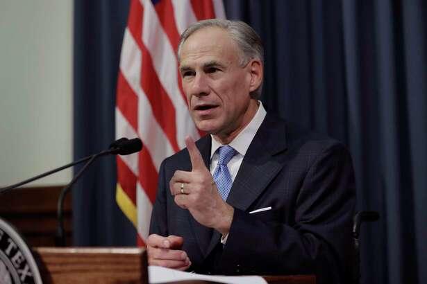 Texas Gov. Greg Abbott (AP Photo/Eric Gay)