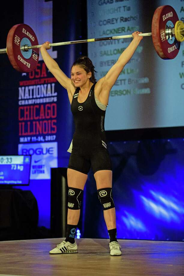 Newtown's Romy Gold will compete at the 2017 CrossFit Games, held August 3-6 in Madison, Wisconsin Photo: Contributed / Photo
