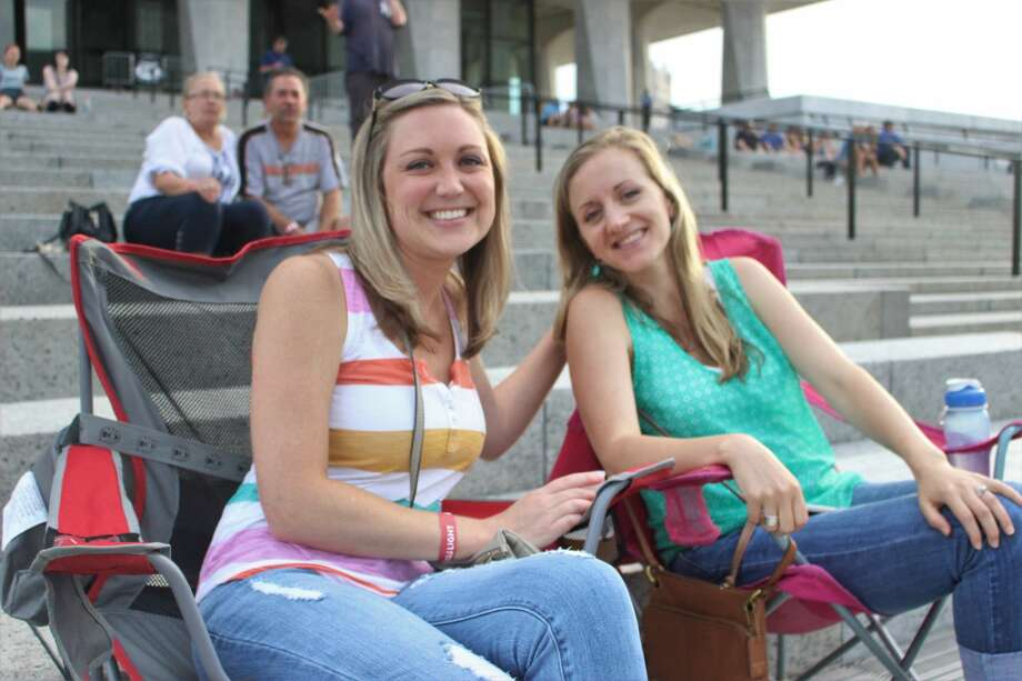 Were you SEEN at the Empire State Plaza concert, presented by Coors Light, featuring Sam Roberts Band and Rechorduroys on Wednesday, July 12, 2017? Photo: Rezart Bushati