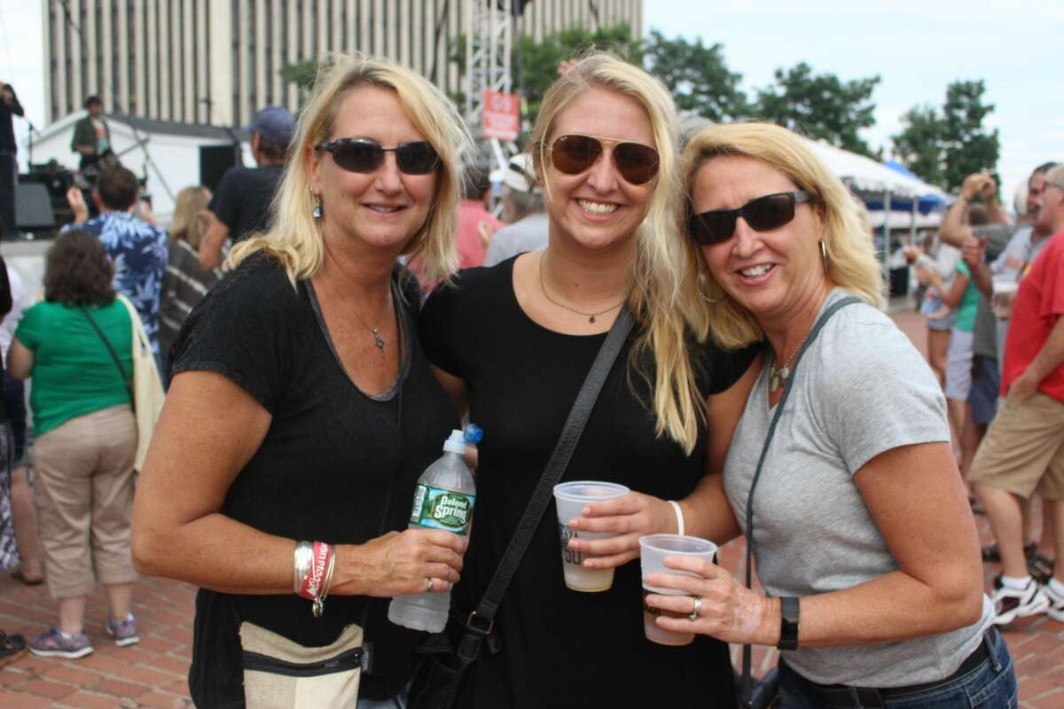 Were you SEEN at the Empire State Plaza concert, presented by Coors Light, featuring Sam Roberts Band and Rechorduroys on Wednesday, July 12, 2017?