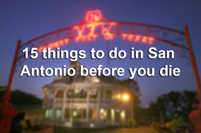 places to hook up in san antonio