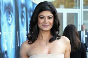"""LOS ANGELES, CA - JULY 12:  Actress Pooja Batra attends the premiere of HBO's """"Game Of Thrones"""" season 7 at Walt Disney Concert Hall on July 12, 2017 in Los Angeles, California.  (Photo by Neilson Barnard/Getty Images)"""
