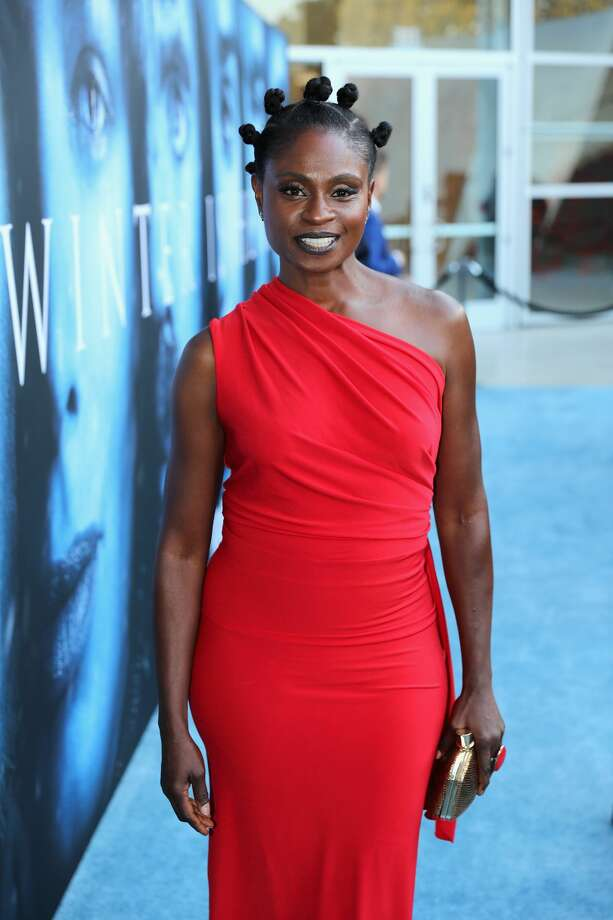 "LOS ANGELES, CA - JULY 12:  Actor Adina Porter attends the premiere of HBO's ""Game Of Thrones"" season 7 at Walt Disney Concert Hall on July 12, 2017 in Los Angeles, California.  (Photo by Neilson Barnard/Getty Images) Photo: Neilson Barnard/Getty Images"
