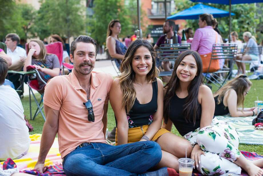 The Pearl's lively summer event series 'Sound Cream Sunset Sessions' continued on July 12, 2017, where partygoers enjoyed beats from DJ Patio Wine. The outdoor dance party also featured a traveling bar and lounge. Photo: Kody Melton, For MySA.com