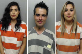 """Five people were arrested in """"Operation Sober Up and Save Lives,"""" a DUI crackdown in Webb County by the Sheriff's Office.  Click through this gallery to see mugshots of the five people arrested."""