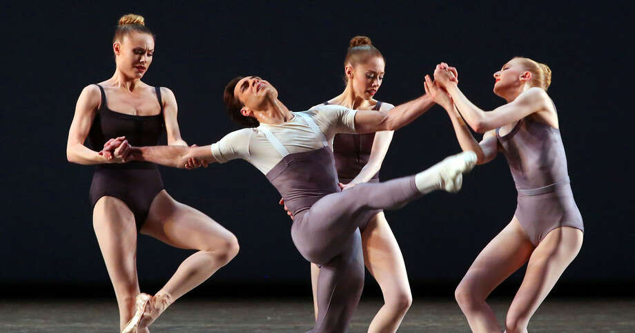 The New York Times The New York City Ballet honored 21st century choreographers on Wednesday night.