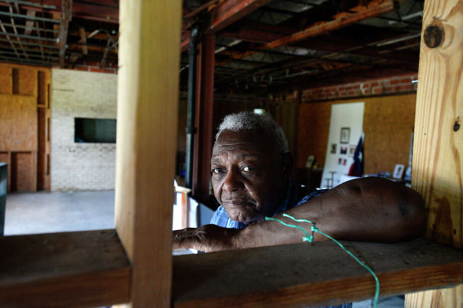 Henry Lowe is hoping to turn a former washateria building into the Orange African-American Museum on West Park Avenue. The museum's board has started raising money and hopes to open early next year.  Photo taken Wednesday 7/12/17 Ryan Pelham/The Enterprise Photo: Ryan Pelham / ©2017 The Beaumont Enterprise/Ryan Pelham