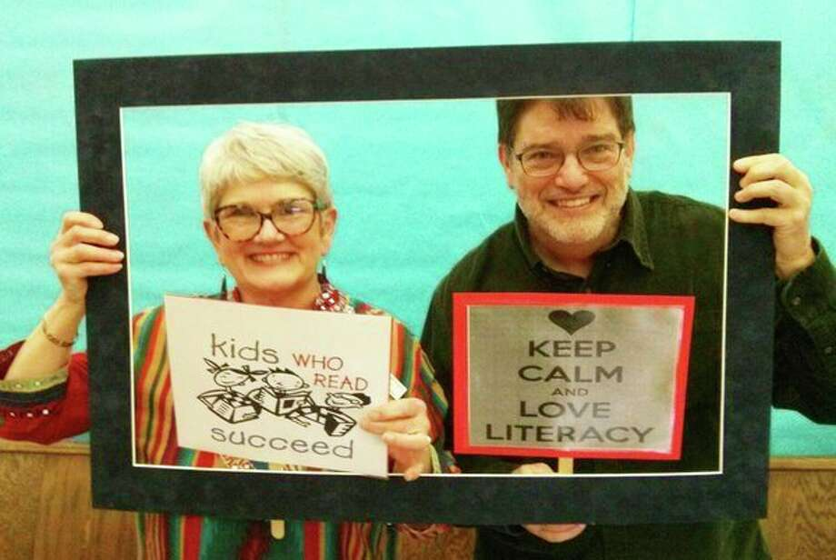 Cheryl and Larry Levy will share how she became a storyteller and he a poet in a program scheduled for July 19 in Saginaw. (photo provided)
