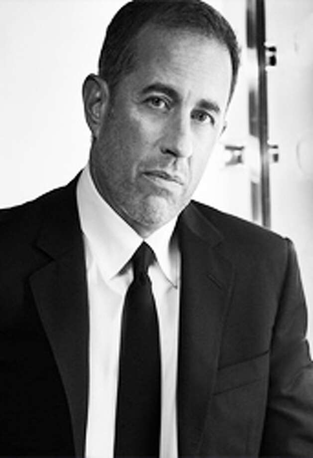 Jerry Seinfeld is coming to Saginaw. Photo: Photo Provided
