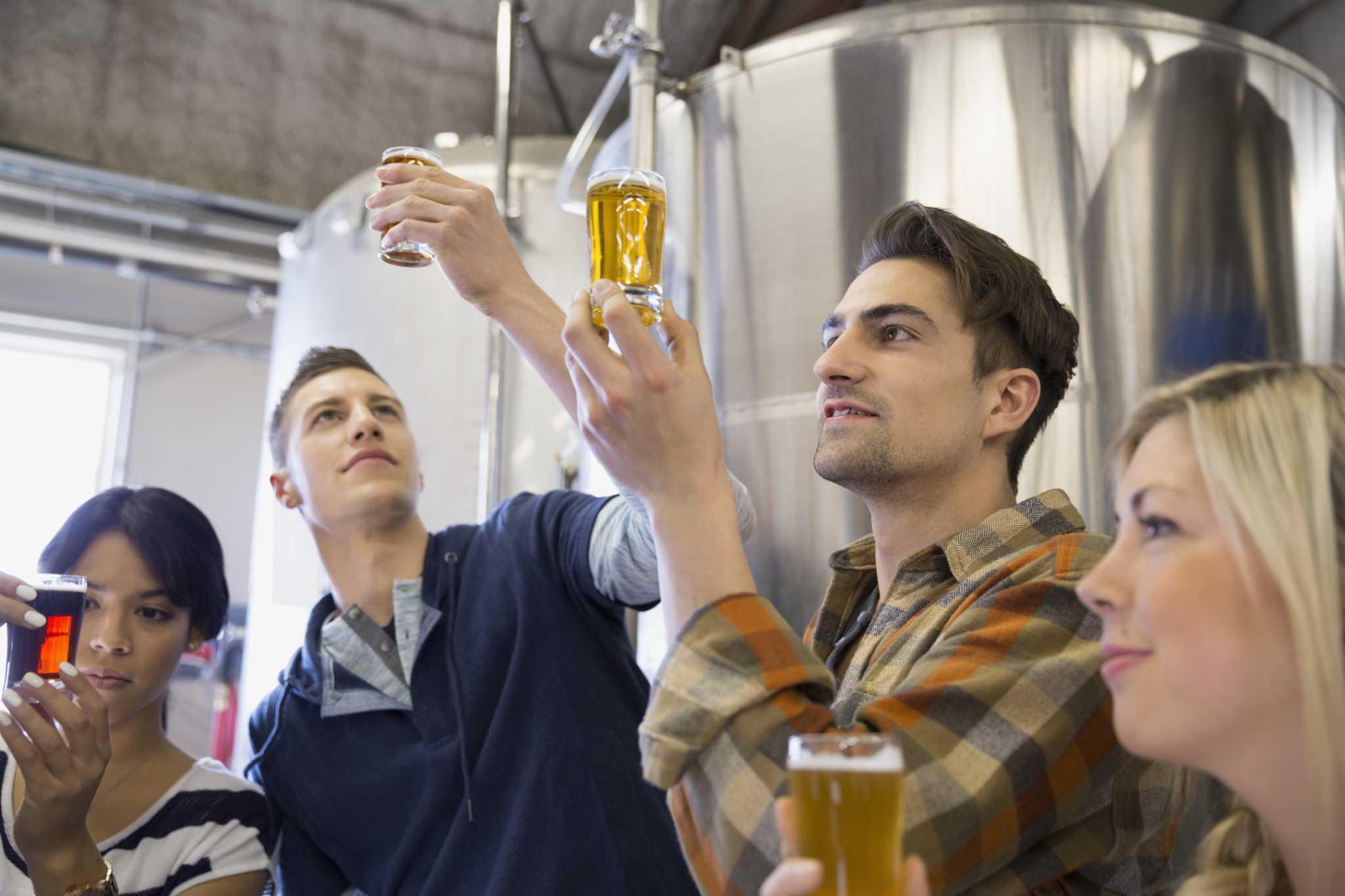 Craft breweries latest salvo in beer revolution a logo for Craft beer san antonio