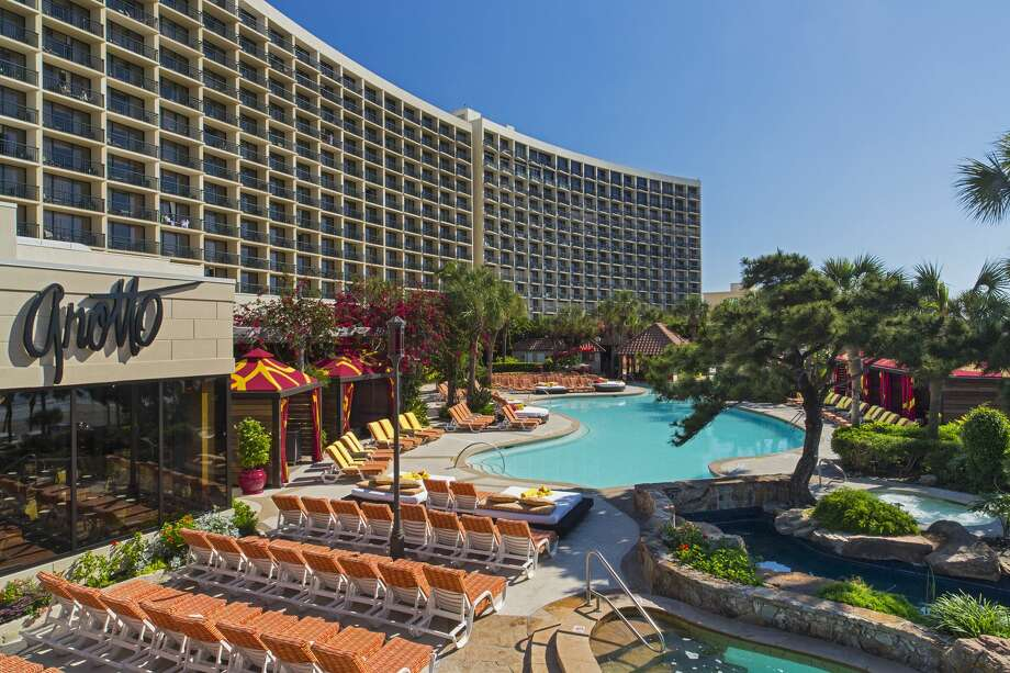 The San Luis Resort pool Photo: Landry's