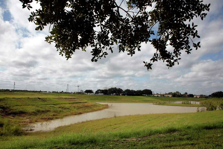 Willow Waterhole is a good example of green infrastructure. Photo: Eric Kayne, For The Chronicle / Freelance