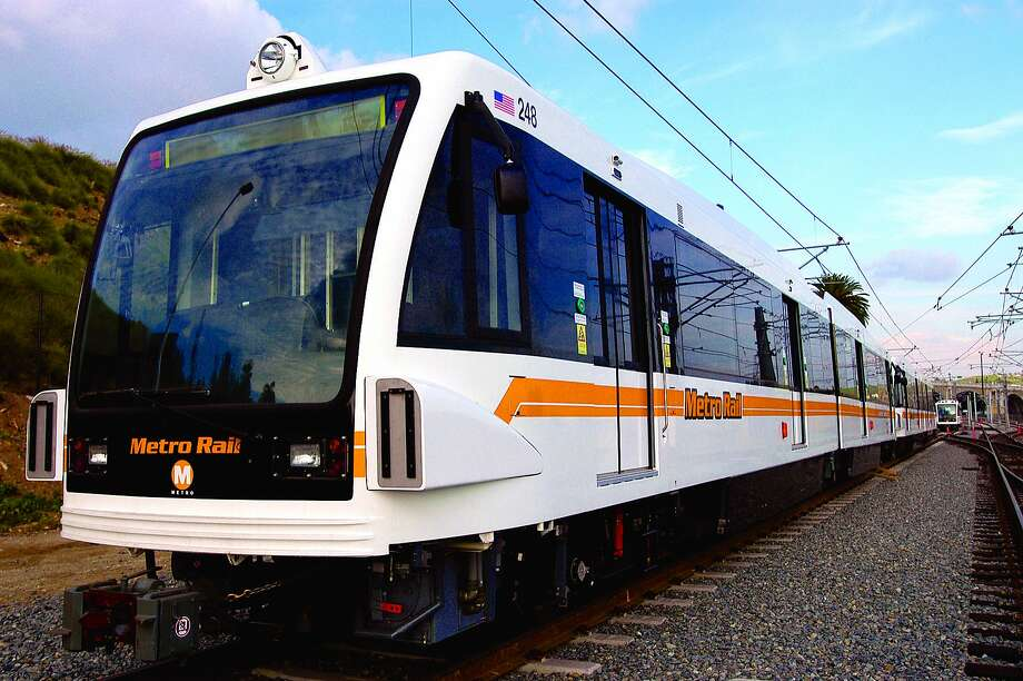 The Los Angeles County Metropolitan Transit Authority's Gold Line light rail line spans 13.7 miles linking Union Station in downtown Los Angeles and Sierra Madre Villa in East Pasadena via Chinatown, Highland Park, South Pasadena and Pasadena. Photo: Courtesy Old Pasadena Management
