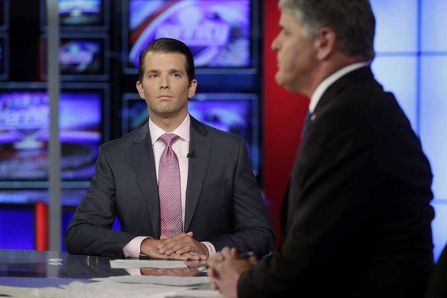 Ex-Soviet counter-intelligence officer at Trump Jr., Russian lawyer meeting