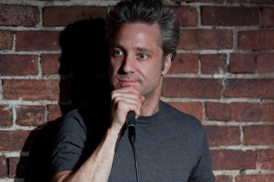 Comedian Nick Griffin's act should appeal to fans of Jon Stewart and Lewis Black. Photo: Courtesy Nick Griffin / ONLINE_YES