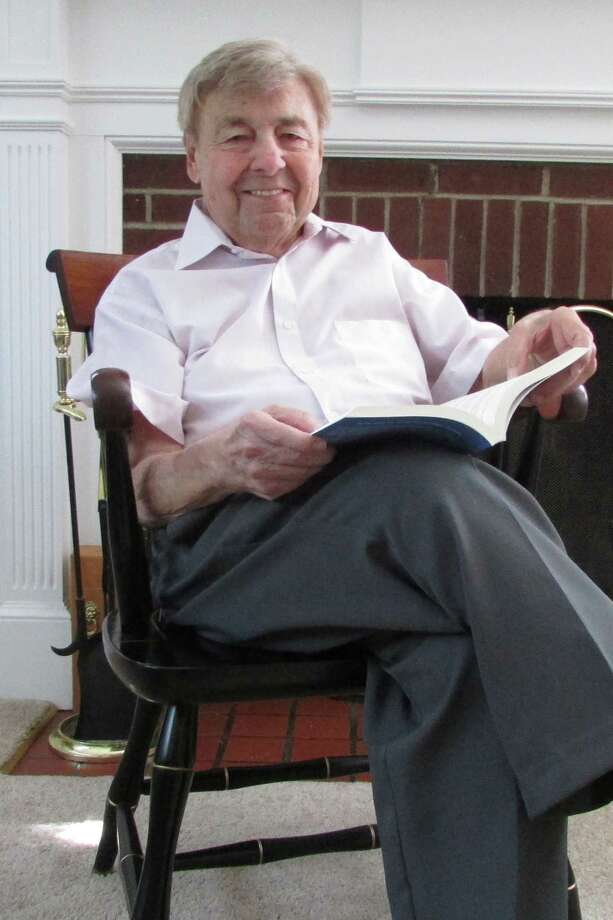Mario Farina, of Troy, has self-published dozens of books. But his career hasn't always been in writing.