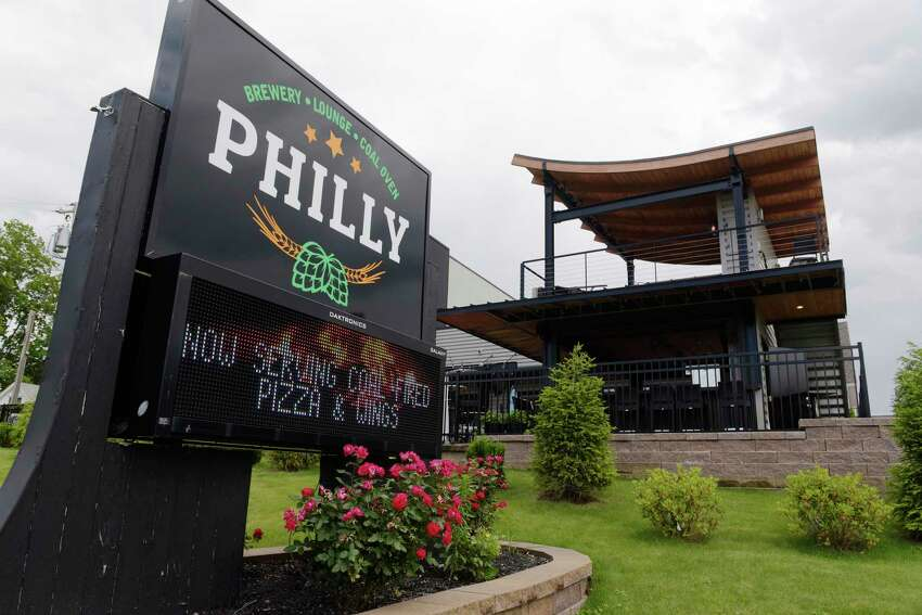 A view of the Philly Bar and Lounge on Monday, June 26, 2017, in Latham, N.Y. (Paul Buckowski / Times Union)