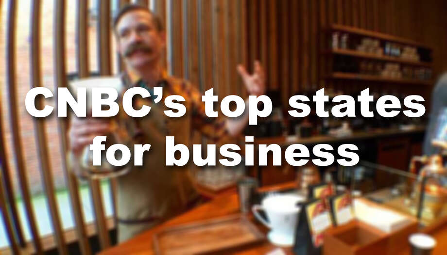 What are the top states for business, according to CNBC? We give you the network's top 10, along with their rankings for a range of criteria that factored into their final list. Photo: Seattlepi.com