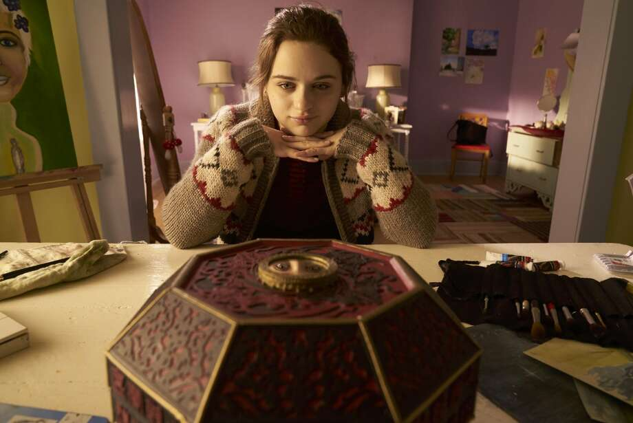 "Joey King in ""Wish Upon."" Photo: Steve Wilkie/Broad Green Pictures"