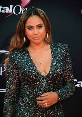 Ayesha Curry attends the 25th ESPYS at the Microsoft Theater on July 12, 2017 in Los Angeles, California. / AFP PHOTO / VALERIE MACONVALERIE MACON/AFP/Getty Images