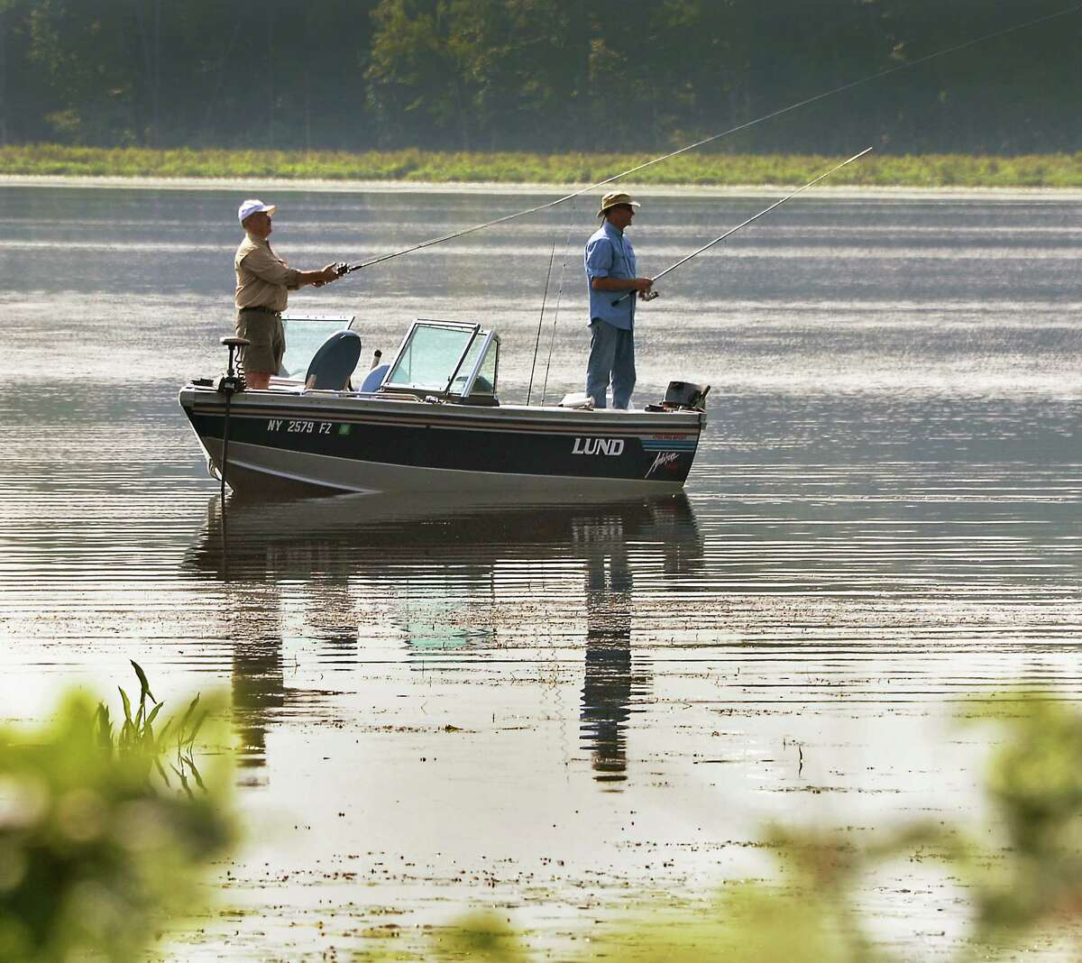 In the mood to grab your fishing rod and tackle box? Click through the slideshow for tips on where to fish (and for what) in the Capital Region.