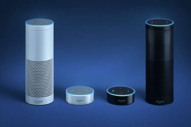 Amazon's Alexa-powered Echo and Echo Dot speakers.